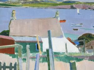 Iona, Towards Mull, c.1927 by Francis Campbell Boileau Cadell