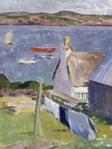 Iona by Francis Campbell Boileau Cadell
