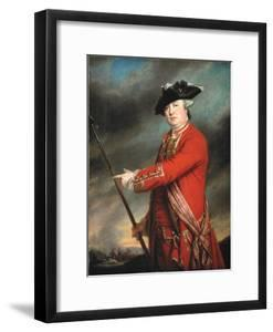 Lieutenant Colonel Francis Smith (1723-91) 1764 by Francis Cotes