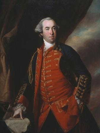 Lieutenant Colonel William Phillips (1731-81) 1764