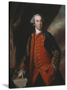 Lieutenant Colonel William Phillips (1731-81) 1764 by Francis Cotes