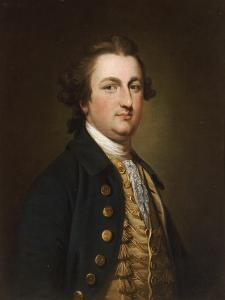 Portrait of a Gentleman by Francis Cotes