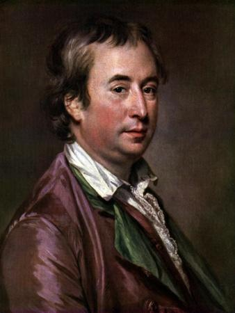 Sir William Chambers, British Architect, Artist, and Author, C1760s