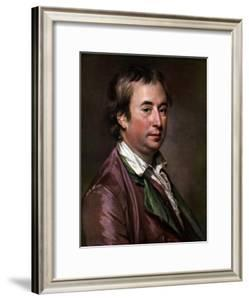 Sir William Chambers, British Architect, Artist, and Author, C1760s by Francis Cotes