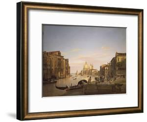 The Grand Canal in Venice, 1838 by Francis Cotes