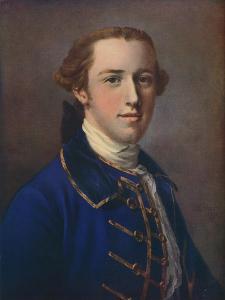 'Thomas Cripps', 1759 by Francis Cotes