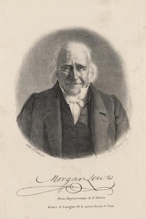 Morgan Lewis, 1844