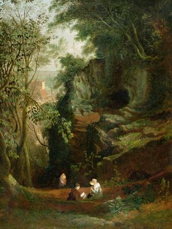 Landscape Near Clifton, c.1822-23 by Francis Danby