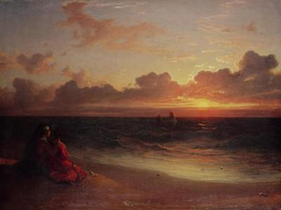Sunset by Francis Danby