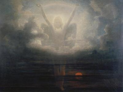 Szene Aus Der Apokalypse, 1829(?) by Francis Danby