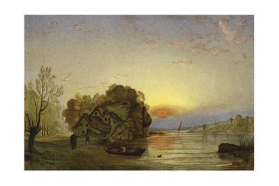 The Fisherman's Home by Francis Danby