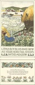 Little Boy Blue by Francis Donkin Bedford