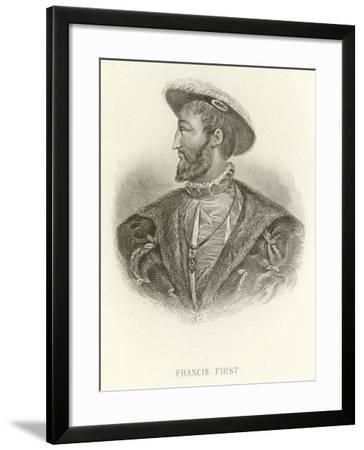 Francis First-Alphonse Marie de Neuville-Framed Giclee Print