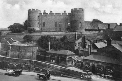 Shrewsbury Castle, Shrewsbury, Shropshire, C1900s-C1920S