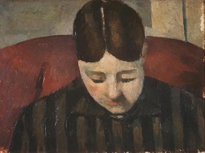 Cezanne; Portrait of Madame