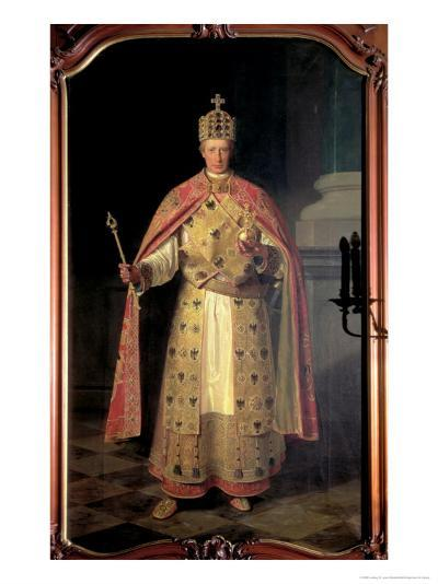 Francis II, Holy Roman Emperor-Ludwig Or Louis Streitenfeld-Giclee Print