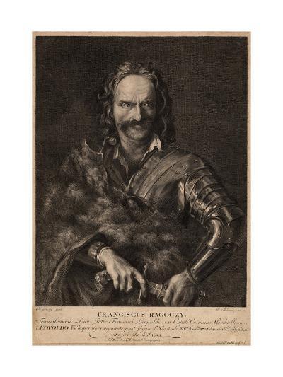Francis II Rákóczi, 1704--Giclee Print