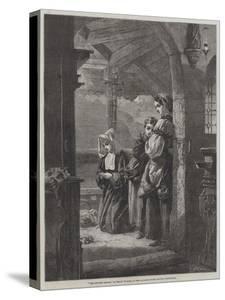 The Convent Shrine by Francis John Wyburd