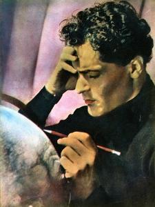 Francis Lederer, Czech Born Actor, 1934-1935