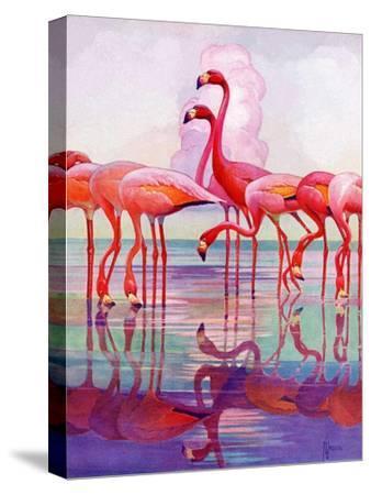 """""""Pink Flamingos,""""January 29, 1938"""