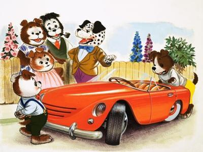 The Jolly Dogs by Francis Phillipps