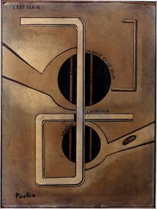 Picabia: C'Est Clair, C1917 by Francis Picabia