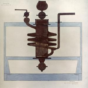 Picabia: Paroxyme, 1915 by Francis Picabia