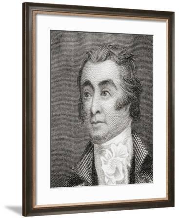 Francis Rawdon-Hastings--Framed Giclee Print