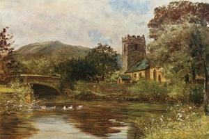 Grasmere Church by Francis S. Walker