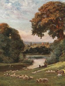 Prior Park, Bath by Francis S. Walker