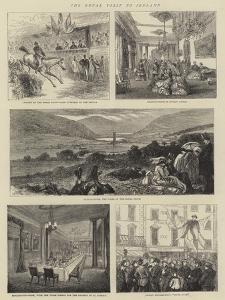 The Royal Visit to Ireland by Francis S. Walker