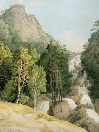 Lodore Falls