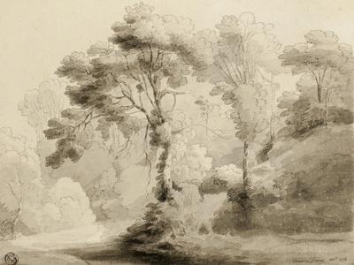 Wooded landscape, 1774