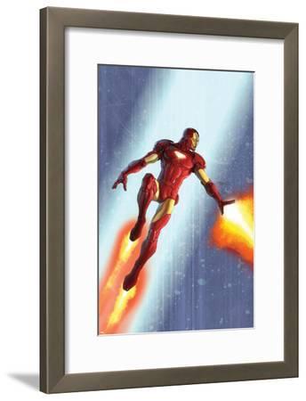 Iron Man & The Armor Wars No.3 Cover: Iron Man