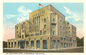 Franciscan Hotel, Albuquerque, New Mexico