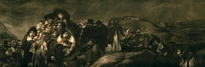A Pilgrimage to San Isidro by Francisco de Goya