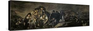 A Pilgrimage to San Isidro by Francisco de Goya