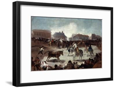 A Village Bullfight, C1812-1814