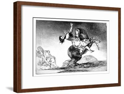 Abducting Horse, 1819-1823