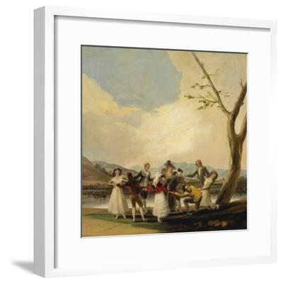 Blind Man's Buff, 1788