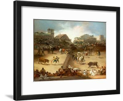 Bullfight in a Divided Ring