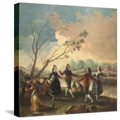 Dance on the Banks of the River Manzanares, 1777