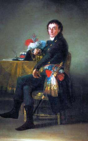 Ferdinand Guillemardet (1765-1809), French Ambassador to Spain by Francisco de Goya