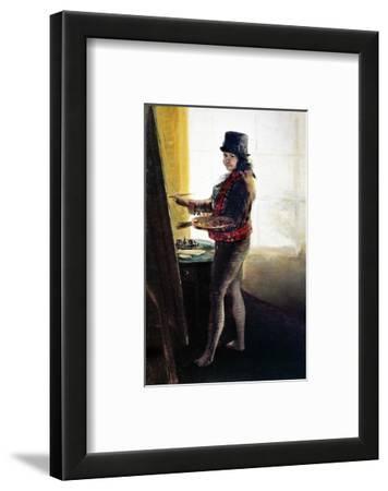 Goya: Self-Portrait