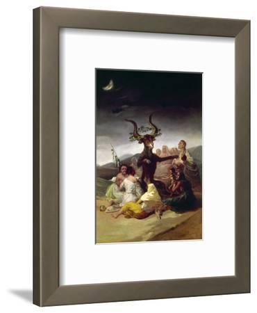 Goya: Witches Sabbath