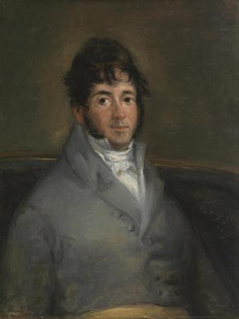 Isidoro Maiquez, 1807 by Francisco de Goya