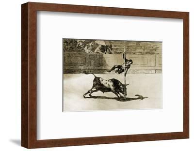 La Tauromaquia Series by Francisco de Goya