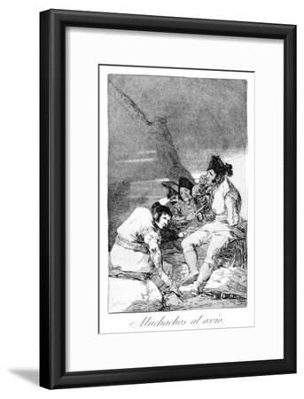 Lads Making Ready, 1799