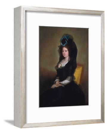 Narcisa Barañana de Goicoechea, 1815-6