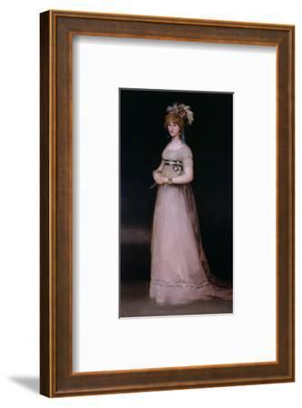 Portrait of Maria Theresa De Bourbon Y Vallabriga, the Condesa De Chinchon, 1801 by Francisco de Goya